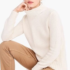 J Crew Rollneck Sweater Size Small
